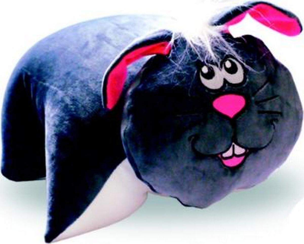 Штучки, к которым тянутся ручки Подушка-игрушка антистрессовая Трансформеры Кролик