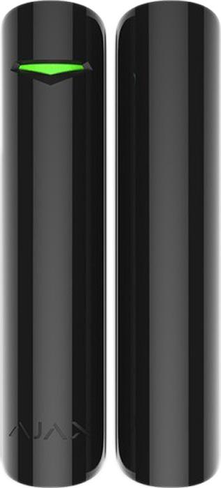 Ajax DoorProtect, Black универсальный датчик открытия двери/окна