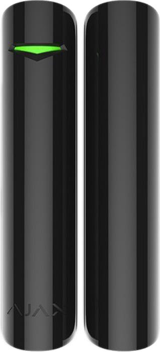 Ajax DoorProtect Plus, Black магнитный датчик открытия с сенсором удара и наклона