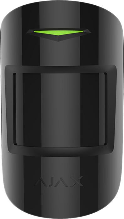 Ajax MotionProtect, Black датчик движения с иммунитетом к животным аксессуар модуль интеграции ajax ocbridge plus