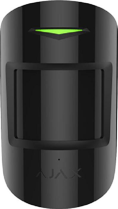 Ajax CombiProtect, Black комбинированный датчик движения и разбития стекла аксессуар модуль интеграции ajax ocbridge plus