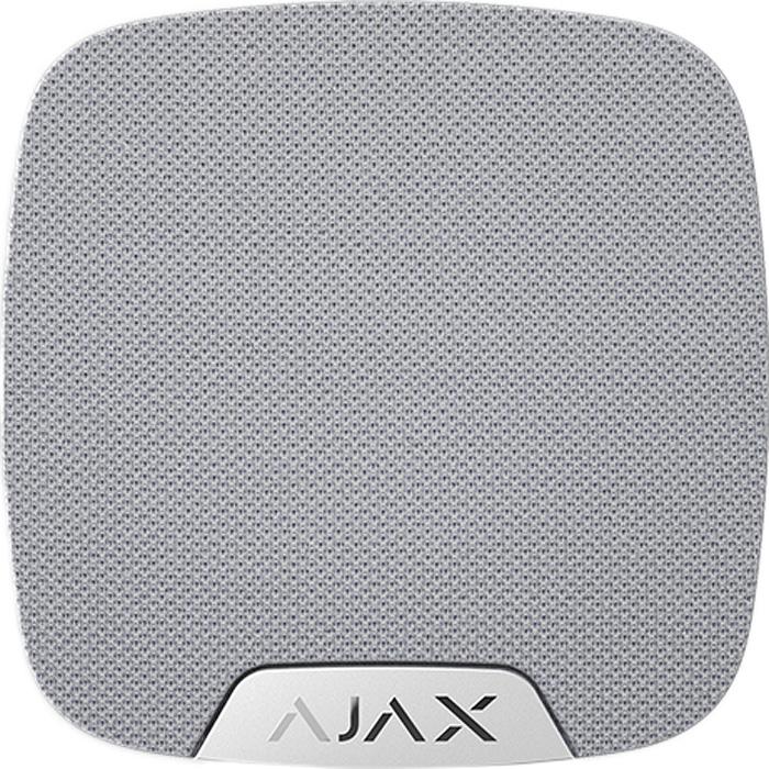 Ajax HomeSiren, White беспроводная звуковая домашняя сирена ajax sc heerenveen