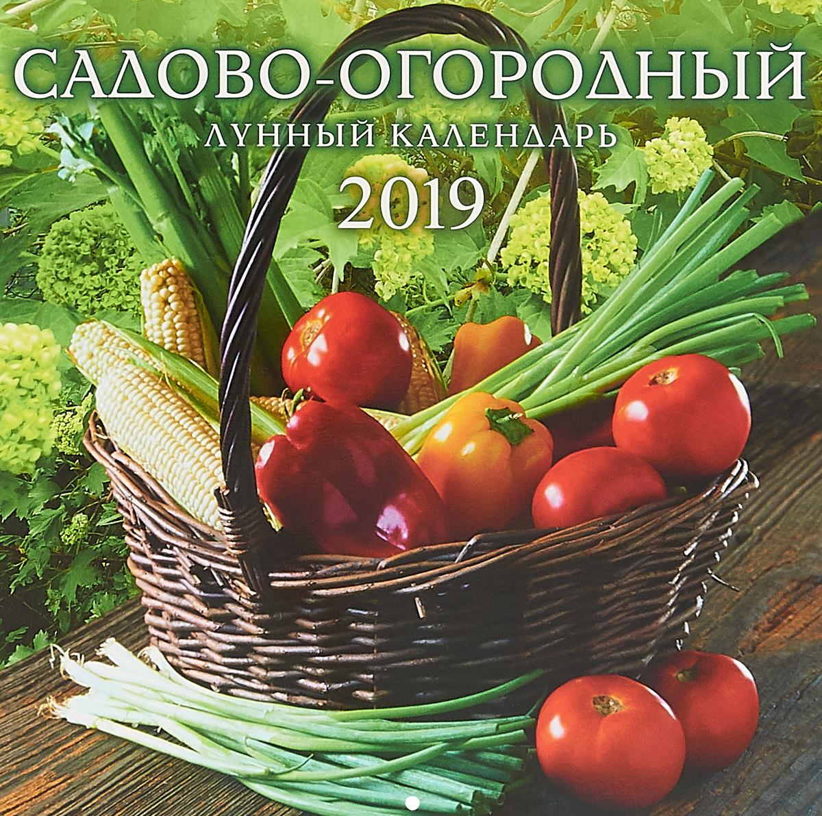Садово-огородный лунный календарь. Календарь (285*285) 2019 цены онлайн