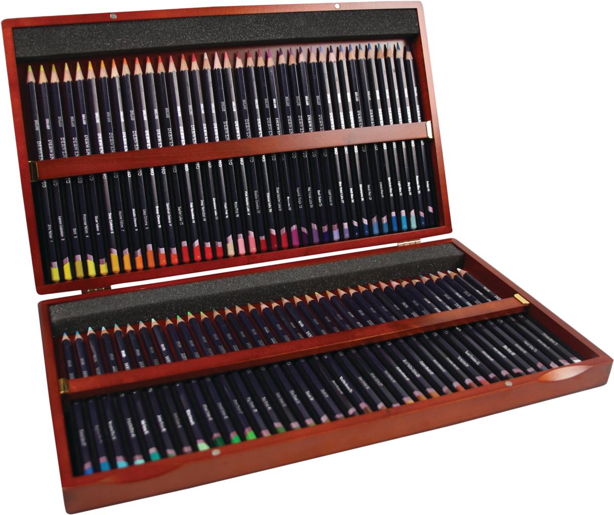 Derwent Набор цветных карандашей Studio 72 цвета 32199 derwent набор цветных карандашей coloursoft 36 цветов