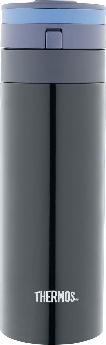 Термос Thermos JNS-350, цвет: синий, 350 мл thermos фляга thermos roho 101105 700 мл 0ql7 bxk