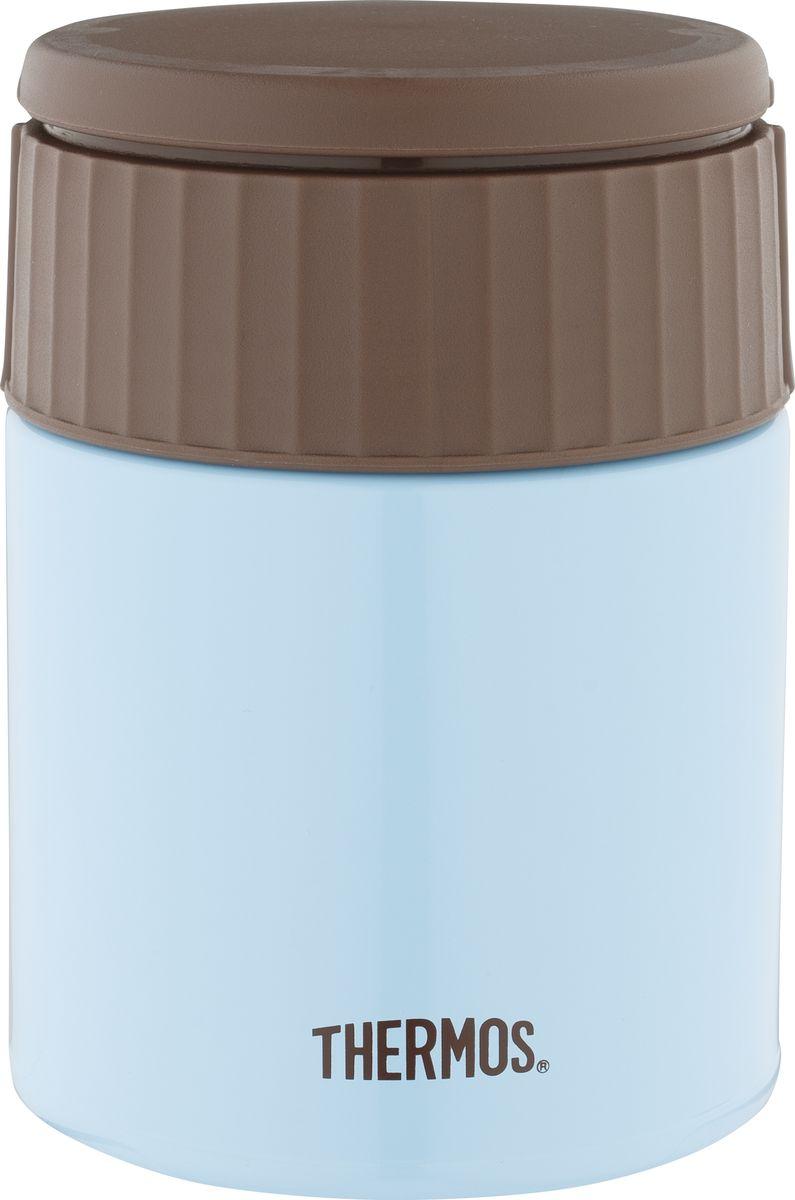 Термос для еды Thermos JBQ-400, цвет: синий, 400 мл