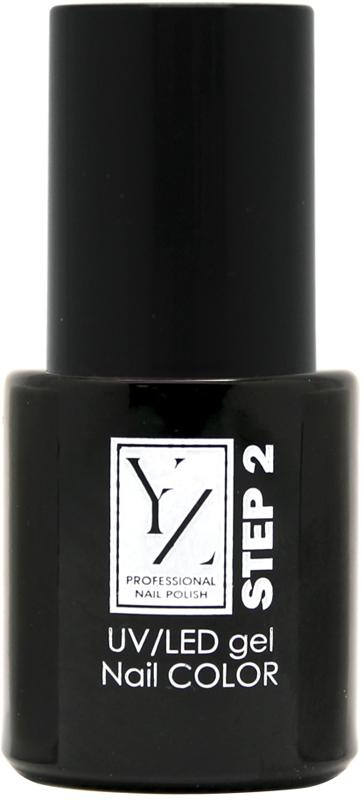 YZ UV/LED гель-лак Насыщенный цвет, тон дымчатый топаз, 10 мл лак для ногтей karnaval тон 80 yz иллозур объём 12 мл