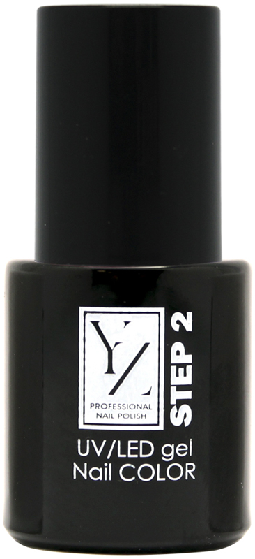 YZ UV/LED гель-лак Насыщенный цвет, тон вишневый, 10 мл yz лак для ногтей glamour matt 14