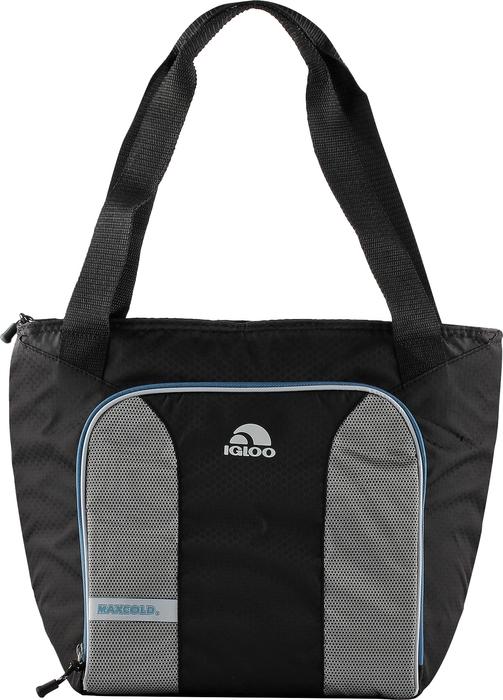 Термосумка Igloo Maxcold Tote, 10 л сумка изотермический контейнер igloo maxcold backpack 16can 162724