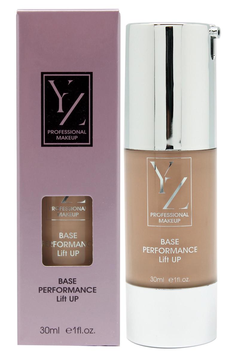 YZ База под макияж Перфоманс Подтягивание, тон песочный, 30 мл база под макияж isadora strobing fluid highlighter 81