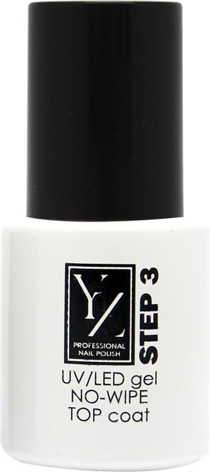 YZ UV/LED блестящее покрытие для гель-лака, 10 мл yz