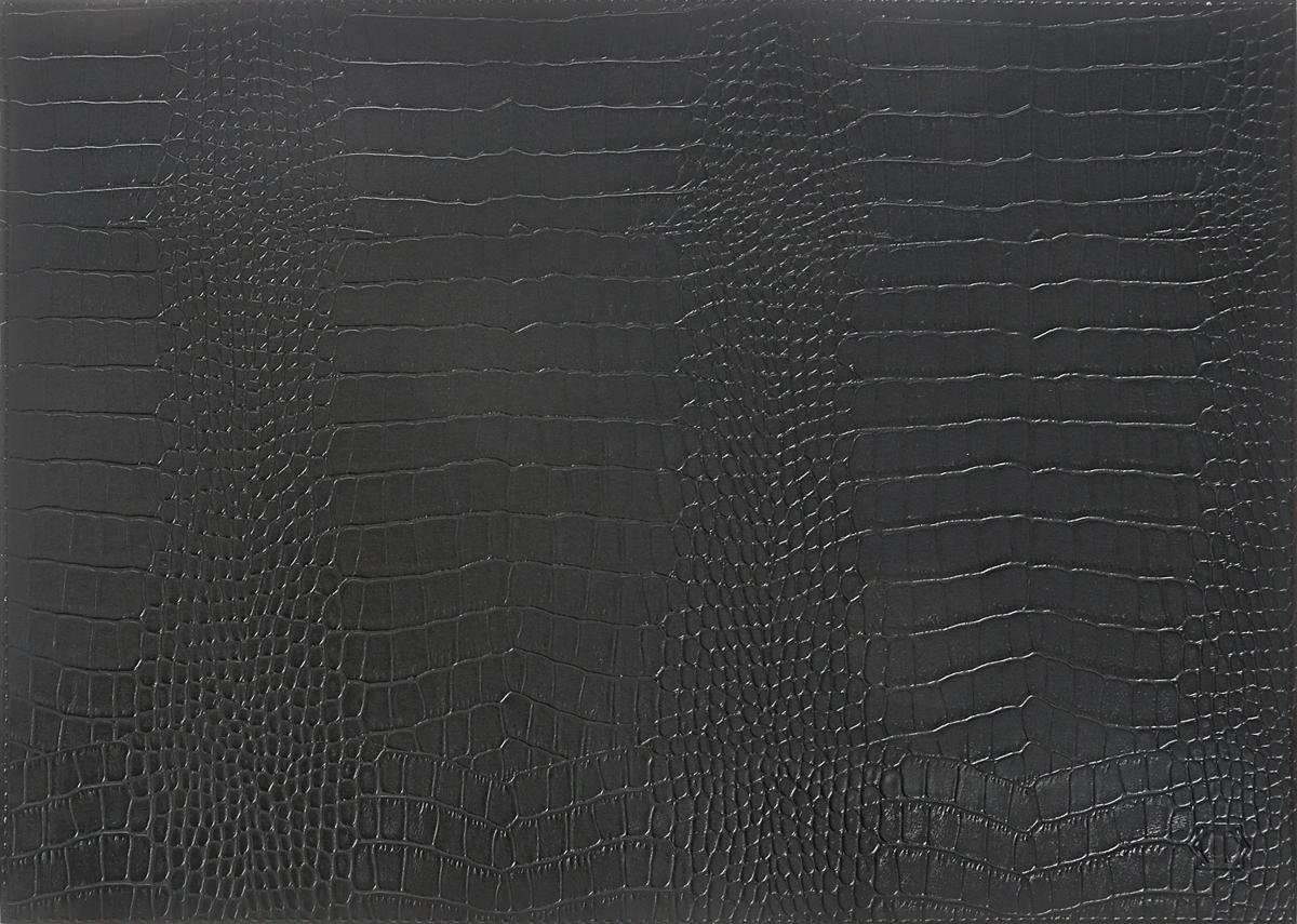 Подставка под горячее Togas Антони, цвет: черный, серый, 45 х 33 см подставка под горячее santoro london purrrrrfect love цвет темно бежевый 10 х 10 см