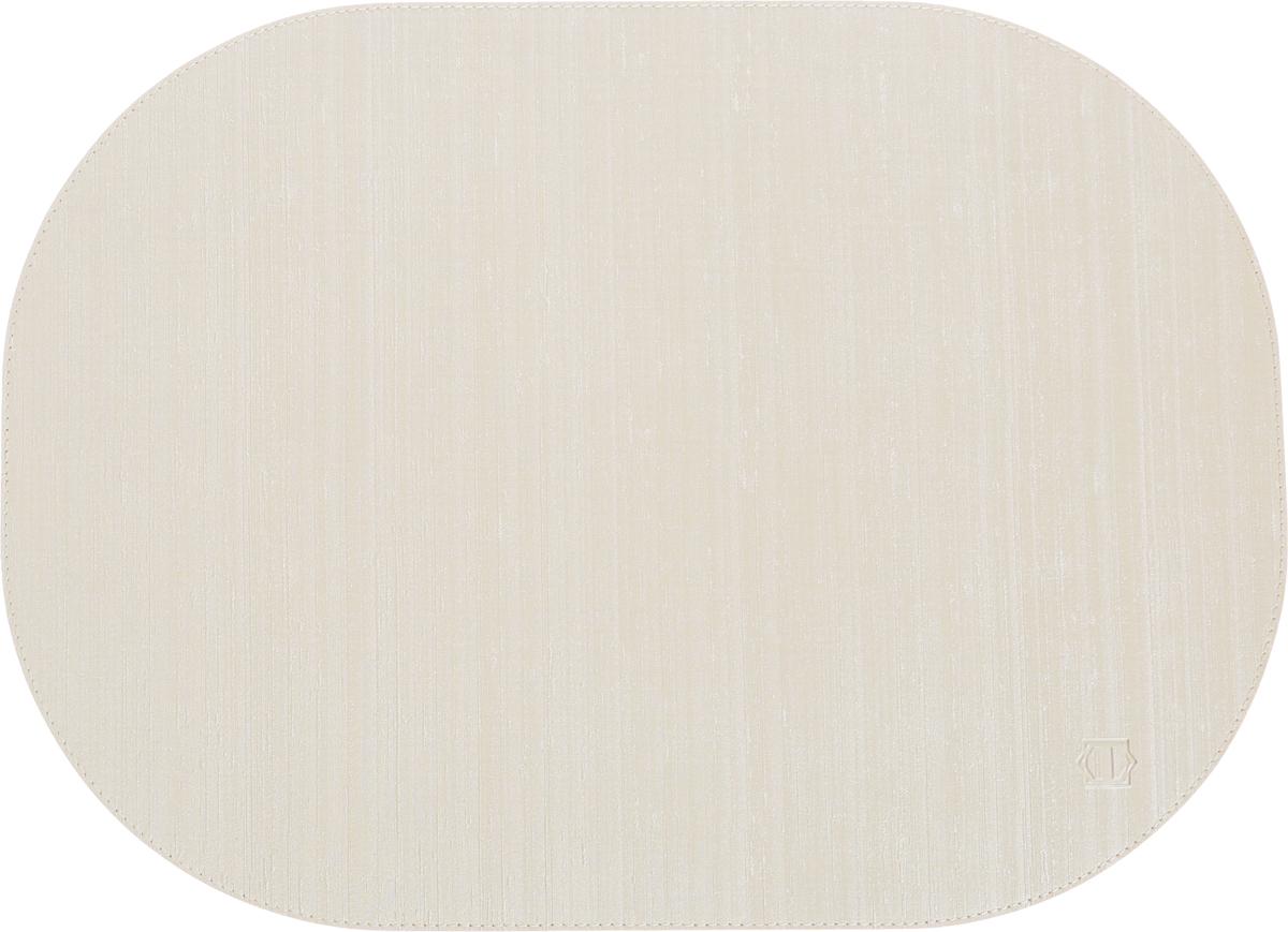 Подставка под горячее Togas Жозеф, цвет: экрю, золотистый, 44 х 32 см подставка под горячее santoro london purrrrrfect love цвет темно бежевый 10 х 10 см