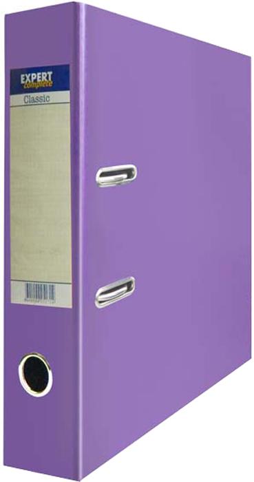 Expert Complete Папка-регистратор PVC 75 мм Classic цвет сиреневый expert complete папка регистратор pvc premium цвет сиреневый