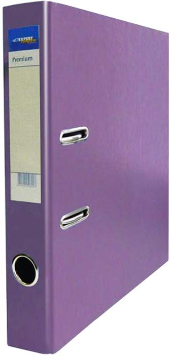 Expert Complete Папка-регистратор PVC Premium цвет сиреневый expert complete папка регистратор pvc premium цвет сиреневый