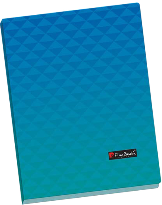 Pierre Cardin Папка с зажимами Geometrie Blue