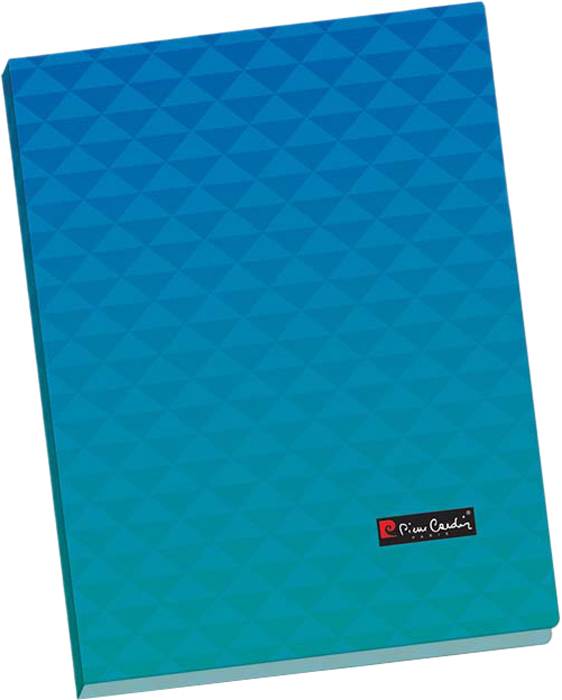 Pierre Cardin Папка-каталог Geometrie Blue 40 листов