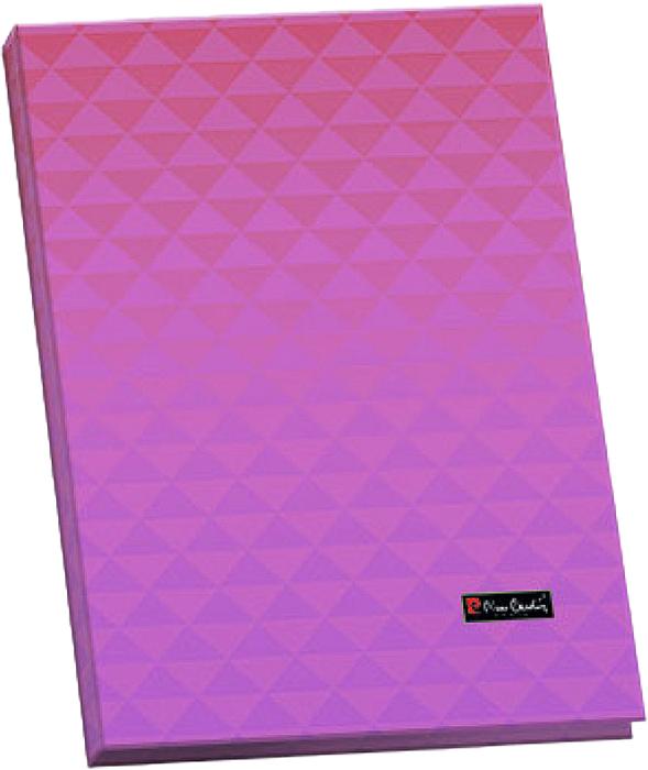 Pierre Cardin Папка-каталог Geometrie Pink 40 листов