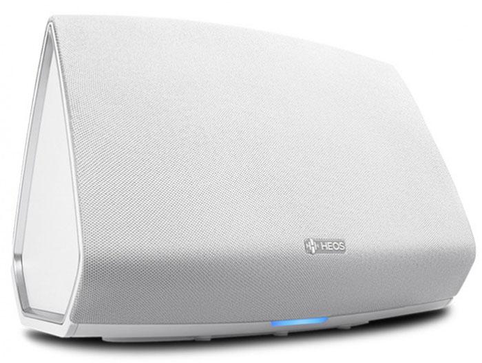 Heos 5HS2, White беспроводная полочная акустика