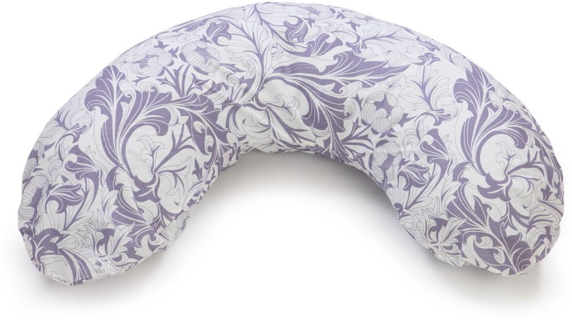 Sonvol Подушка для беременных и кормления Узоры голубые C-170 подушки для беременных sonvol подушка для беременных и кормления c 170