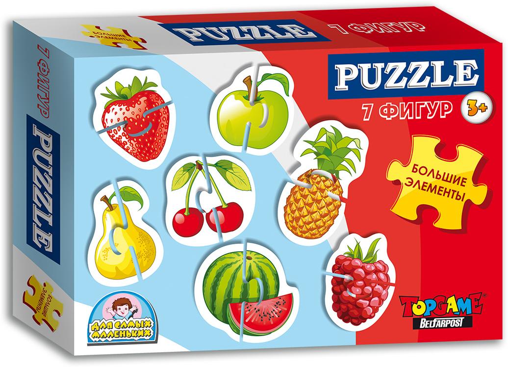 TopGame Пазл для малышей Фрукты, ягоды