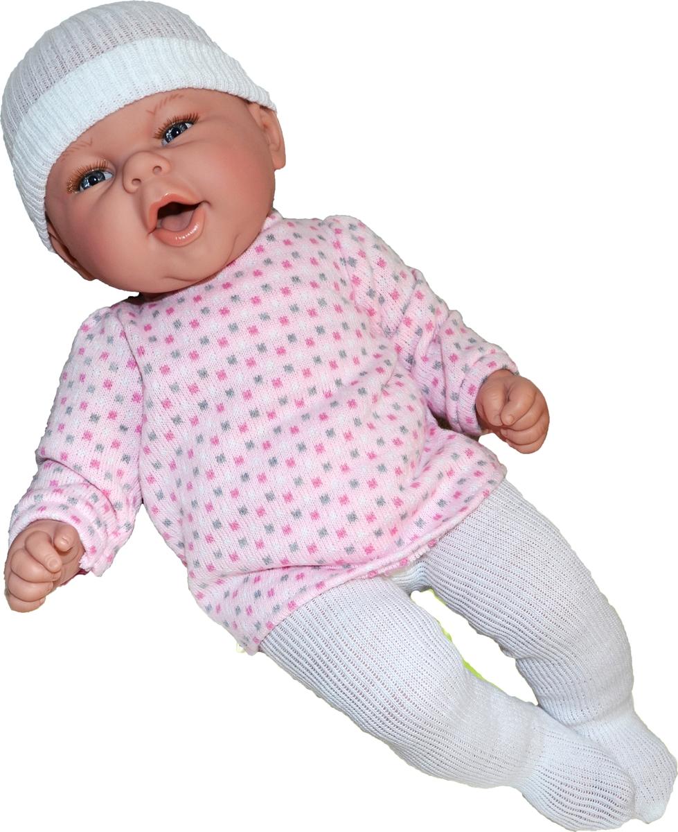 Munecas Manolo Dolls Кукла-младенец Blanditos Thais 47 см 1036