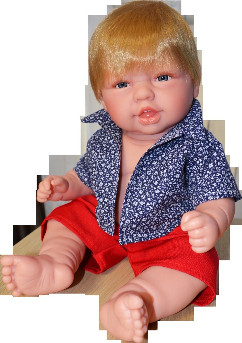 Munecas Manolo Dolls Кукла Joan 48 см 6418 кукла yako m6579 6