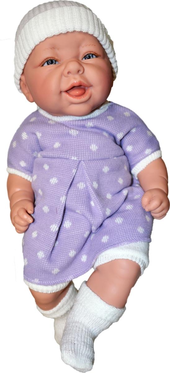 Munecas Manolo Dolls Кукла-младенец Blanditos Burlitas 47 см 1020