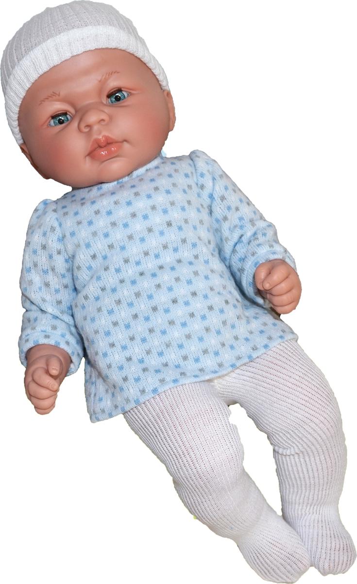 Munecas Manolo Dolls Кукла-младенец Blanditos Carabonita 47 см 1064