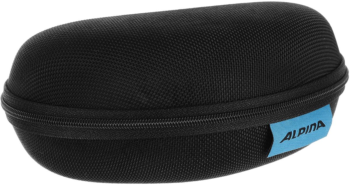 Футляр Alpina Case, цвет: черный. Размер универсальный