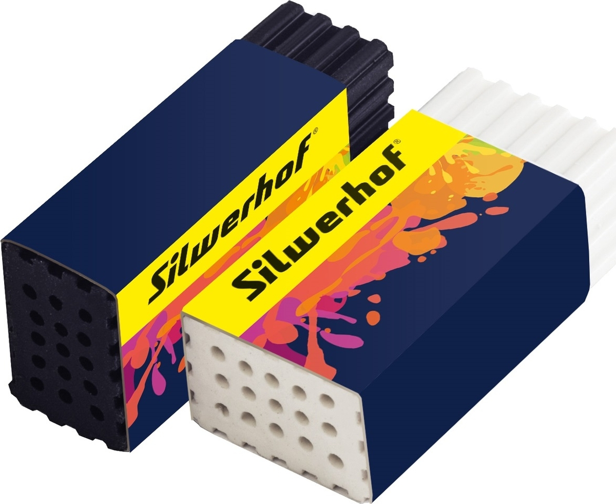 Silwerhof Набор ластиков 2 шт 181123