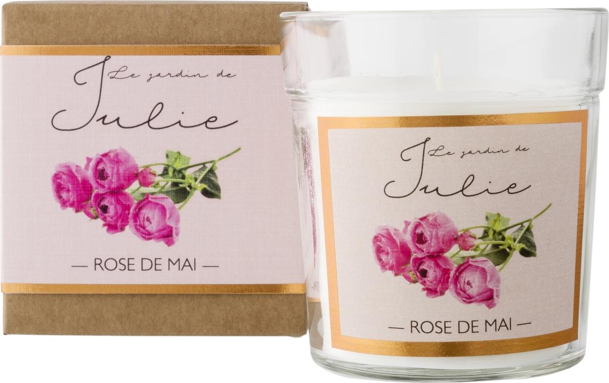 Фото - Свеча ароматическая Ambientair Майская роза, 7,8 х 7,8 х 8,6 см диффузер ambientair butterfly spirit