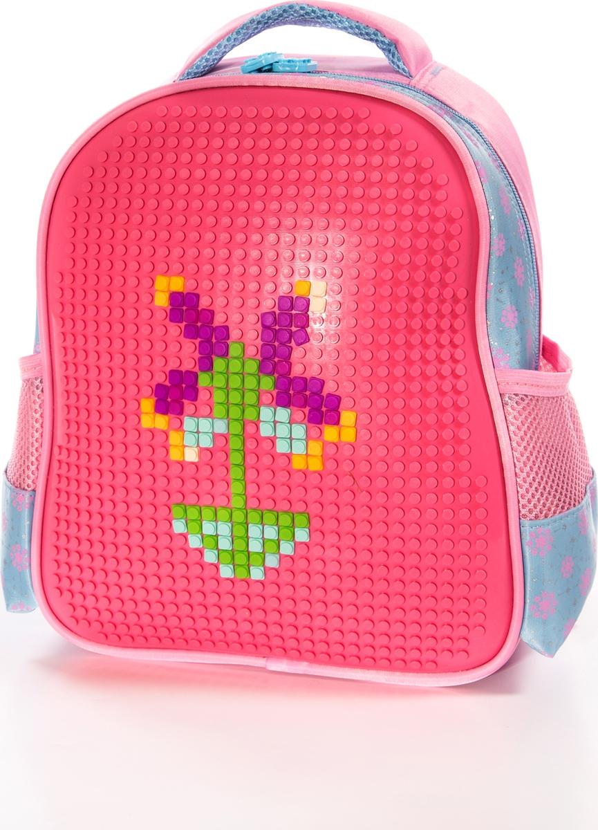 Vittorio Richi Рюкзак детский с наполнением цвет розовый голубой FL06K07R88801 vittorio richi рюкзак детский с наполнением цвет голубой k05r5505