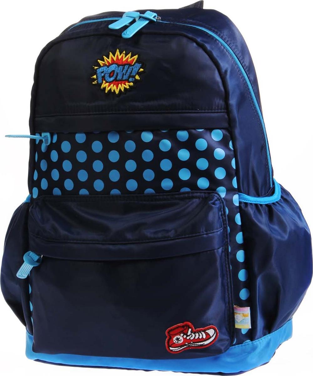 Vittorio Richi Рюкзак детский с наполнением цвет синий голубой K05R5508 vittorio richi рюкзак детский с наполнением цвет голубой k05r5505