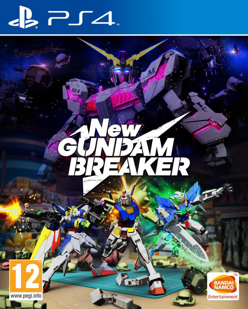 Zakazat.ru New Gundam Breaker (PS4)