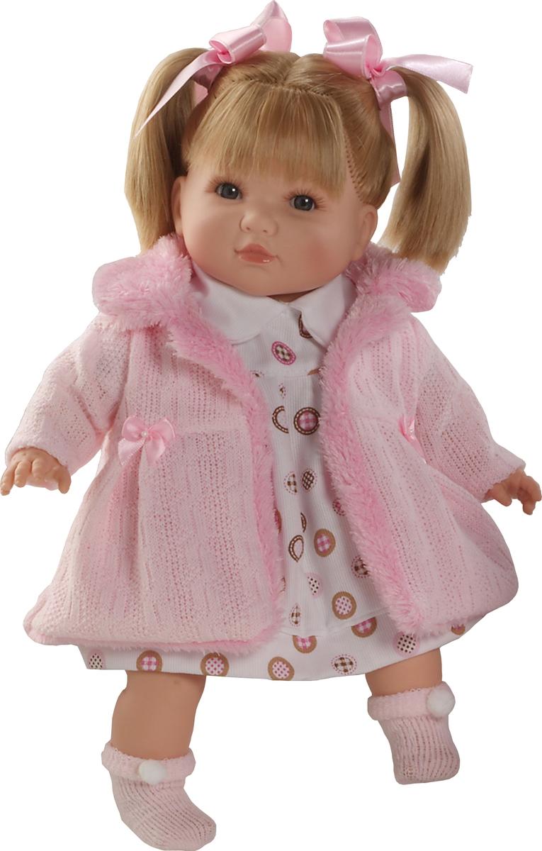 Munecas Berbesa Кукла Sandra 42 см 4407