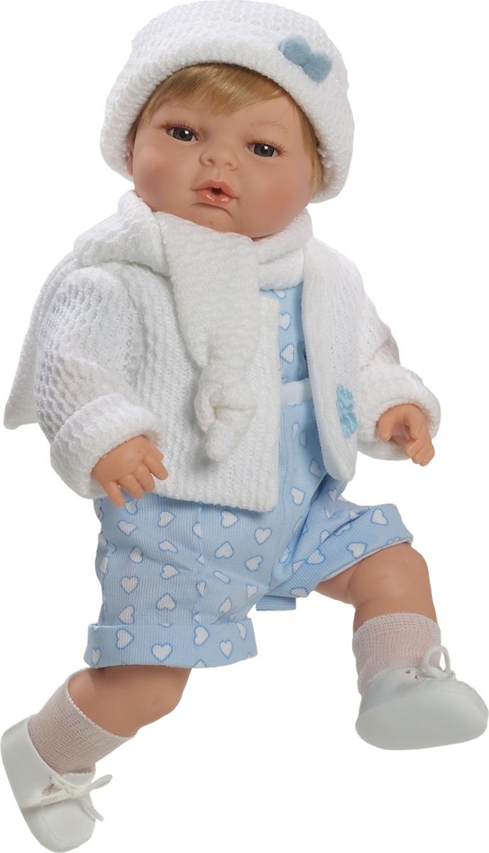 Munecas Berbesa Кукла Raul Lloron 42 см 4309 цены онлайн