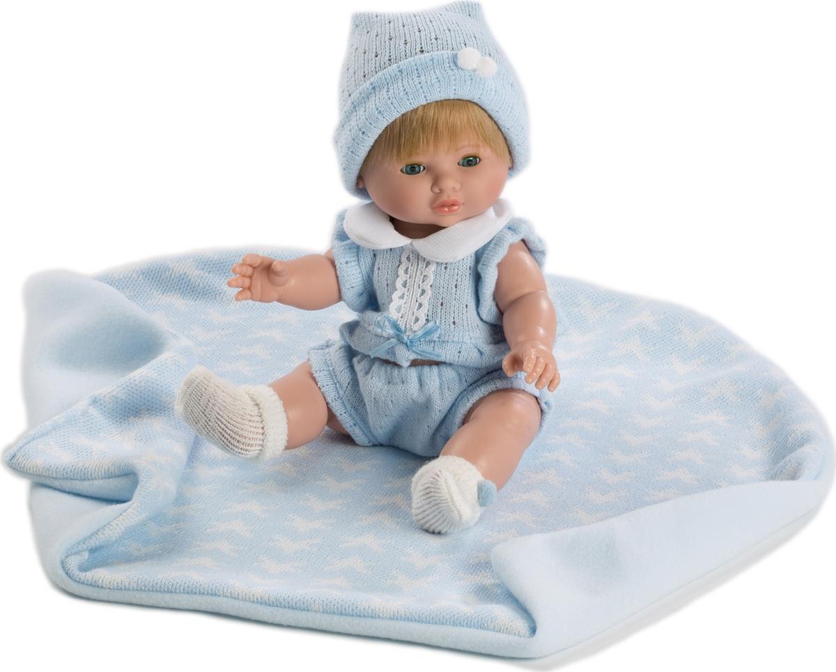 Munecas Berbesa Кукла Baby Chusin 34 см 3211