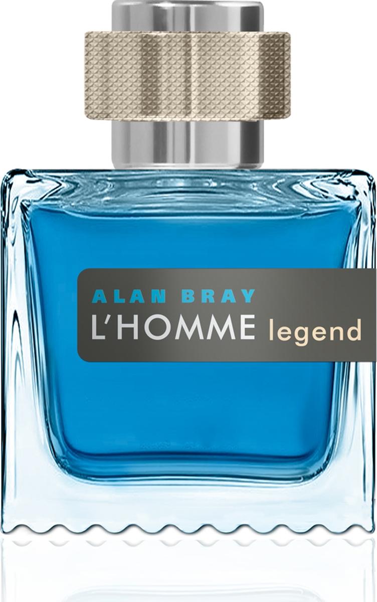 цена на Alan Bray Парфюмерная вода L`HOMME Legend, 100 мл