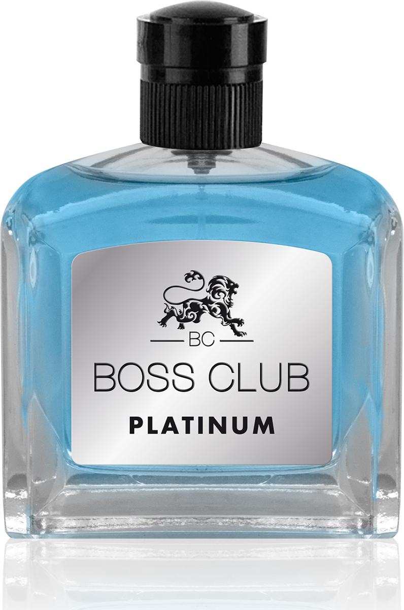 Boss Club Туалетная вода Platinum, 100 мл туалетная вода platinum туалетная вода platinum legend 100 мл