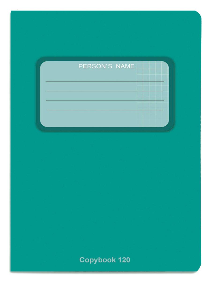 Проф-Пресс Тетрадь 120 листов в клетку цвет зеленый, Тетради  - купить со скидкой