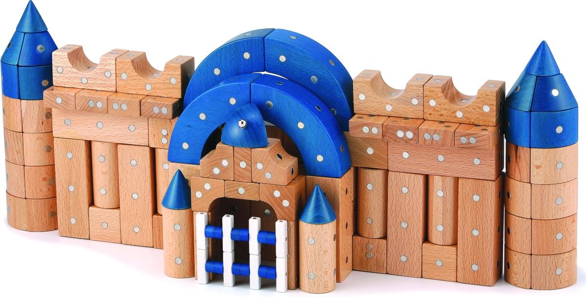 Genii Creation Конструктор деревянный Архитектура