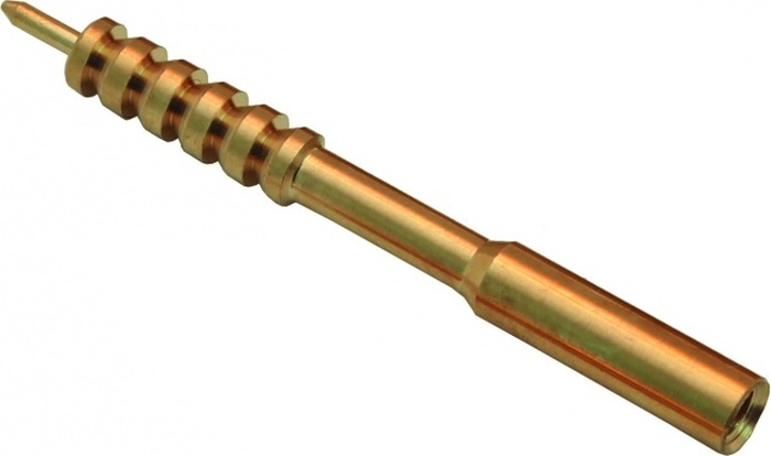 Вишер для патчей ЧИСТОGUN 30JE, латунь, резьба мама, 5/40, диаметр 6,4 мм