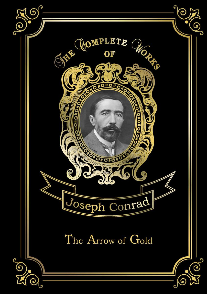 Joseph Conrad The Arrow of Gold: Volume 2 1pcs serial ata sata 4 pin ide to 2 of 15 hdd power adapter cable hot worldwide