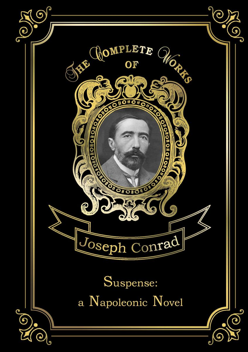 Joseph Conrad Suspense: a Napoleonic Novel spectral adjustable spikes 4x for he rack