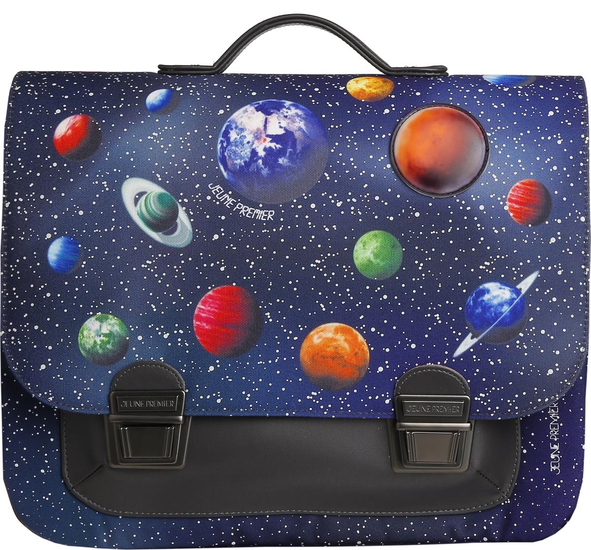 Jeune Premier Ранец школьный Космос 36 х 30,5 х 13 см цены онлайн