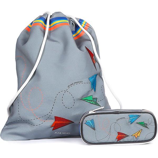 Jeune Premier Сумка для сменной обуви и одежды Оригами цены онлайн
