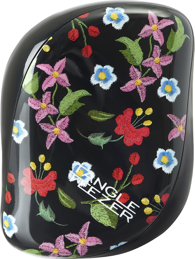 Tangle Teezer Расческа Compact Styler Embroidered Floral tangle teezer расческа compact styler embroidered floral расческа compact styler embroidered floral