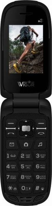 Wigor H3 DS, Black