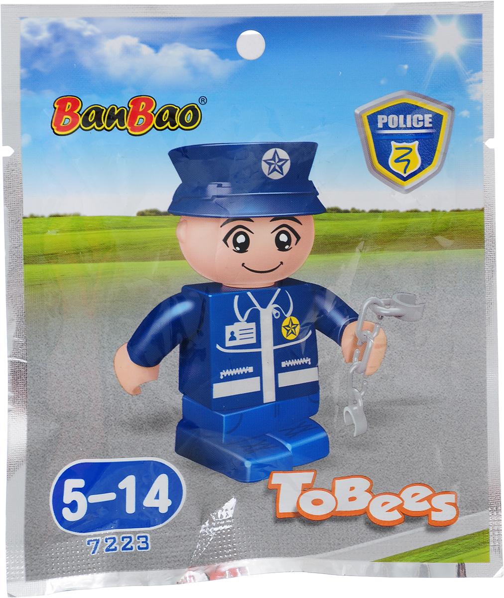 BanBao Конструктор Фигурка Tobees 7223
